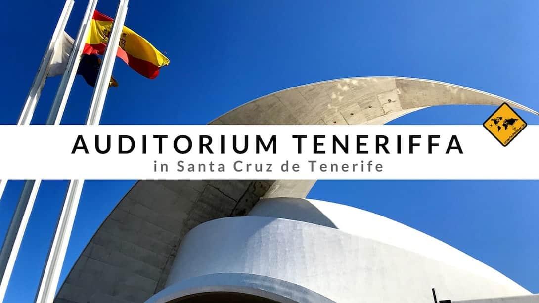 Auditorium Teneriffa