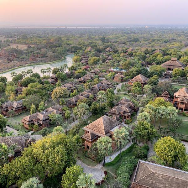 Aureum Palace Resort Bagan Myanmar