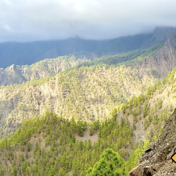 Ausblick Mirador de los Roques