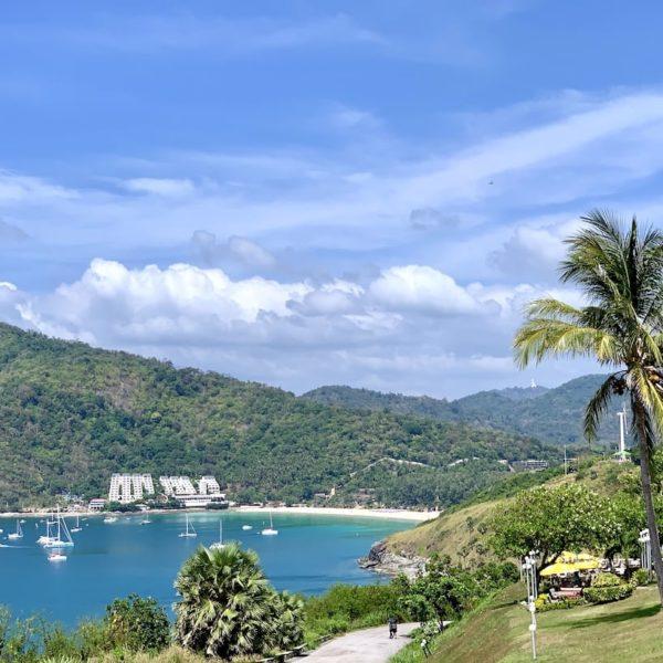 Ausblick Promthep Cape Viewpoint Phuket