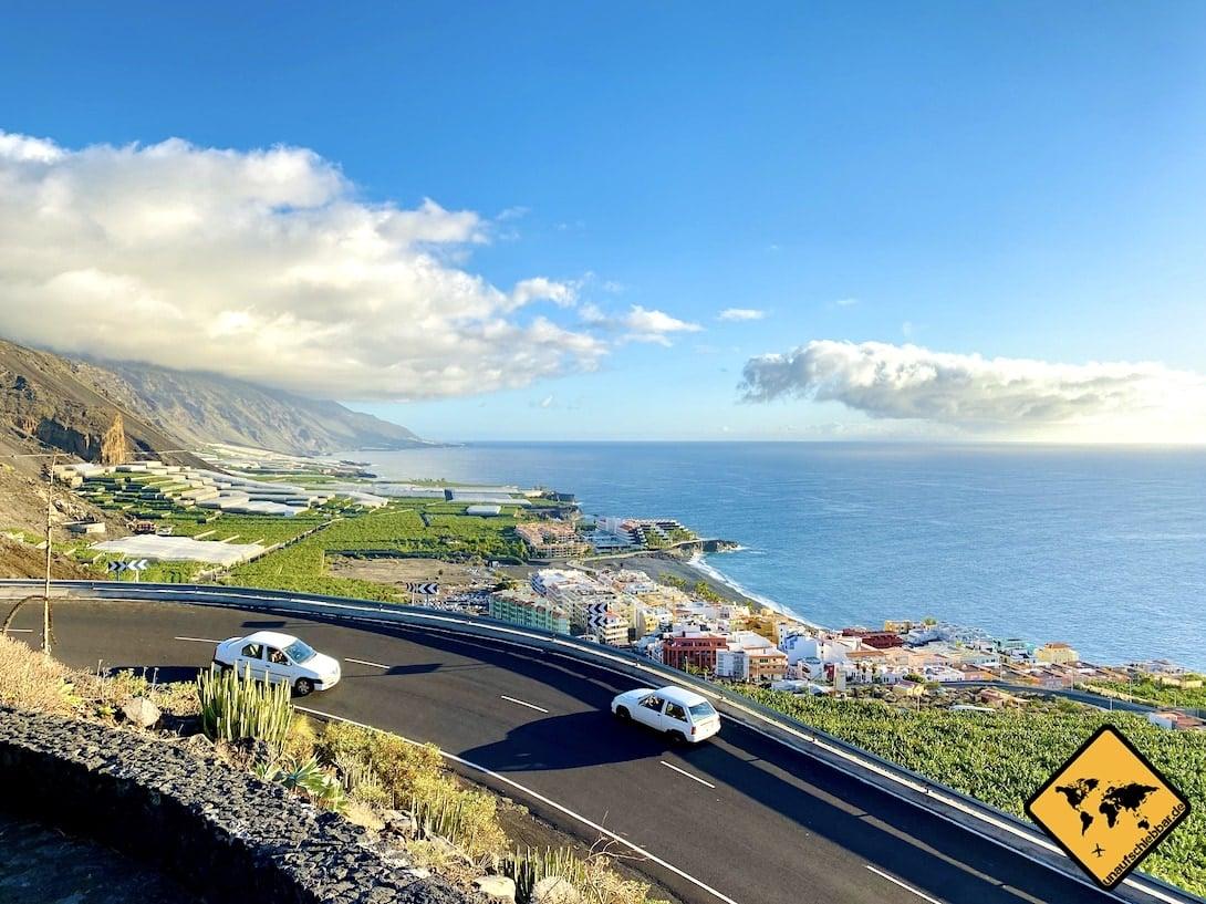 Ausblick Puerto Naos