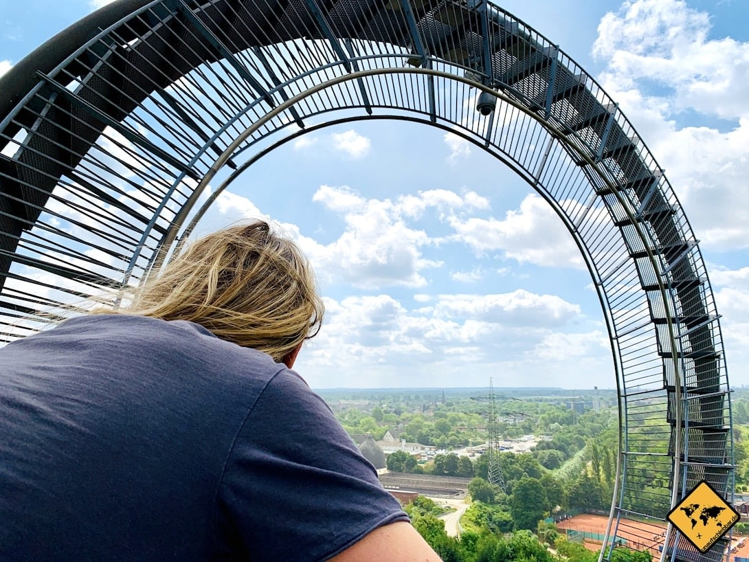 Ausblick Tiger and Turtle Duisburg