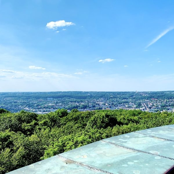 Ausblick Toelleturm Wuppertal