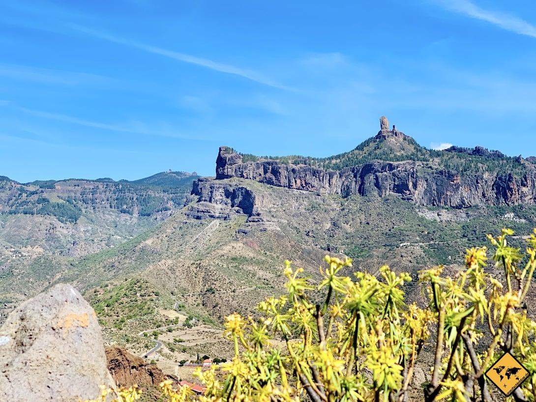 Ausflüge Gran Canaria Roque Nublo