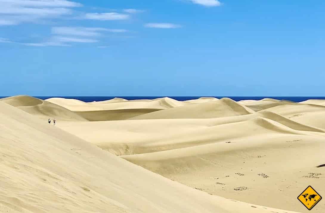 Ausflüge Gran Canaria Sanddünen Maspalomas