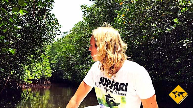 Ausflüge auf Bali Nusa Lembongan Mangroven