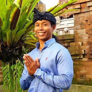 Nyoman Nirta: Deutschsprachiger Guide auf Bali