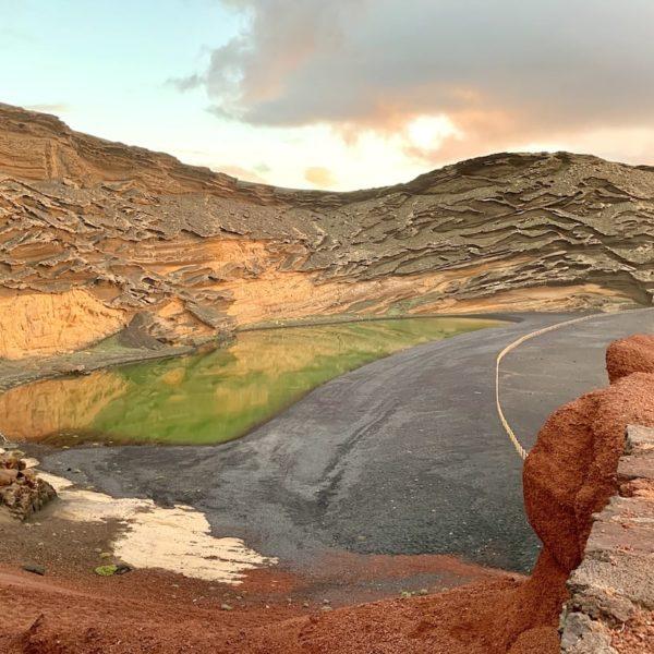 Ausflug Fuerteventura nach Lanzarote Lago Verde
