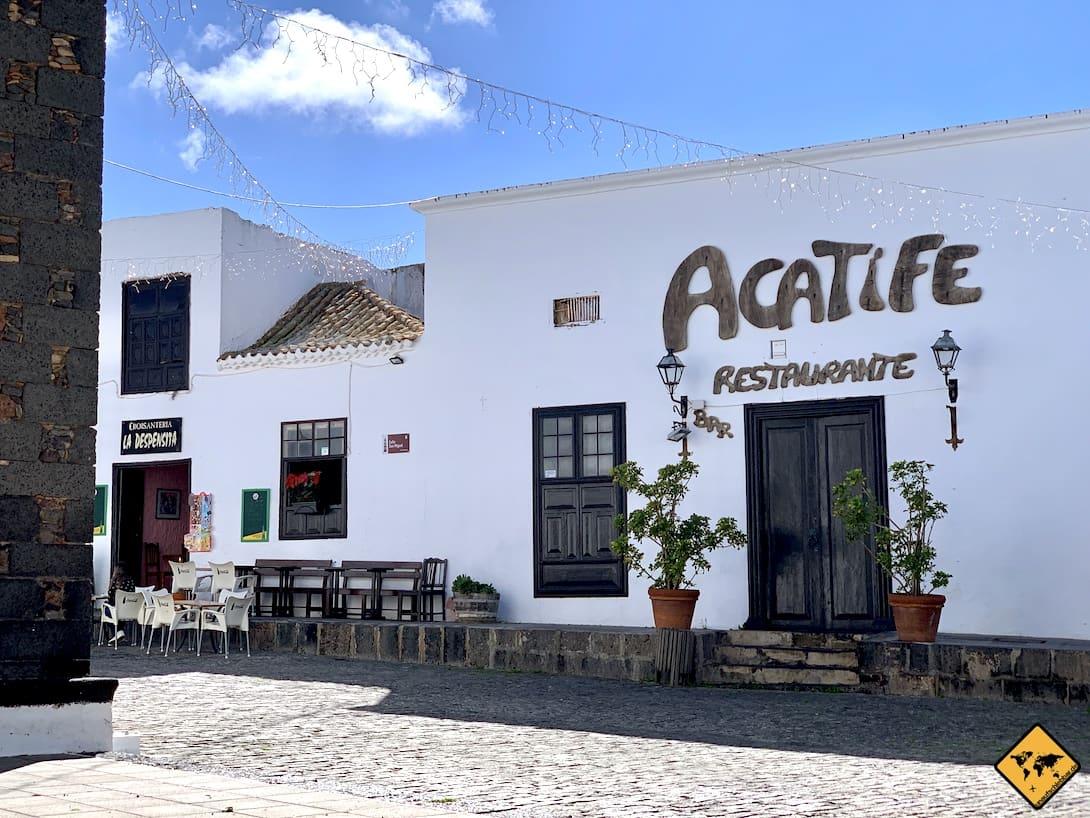 Ausflugstipps Lanzarote Teguise Altstadt