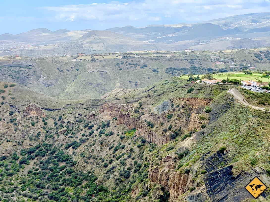 Ausflugsziel Naturpark Bandama Gran Canaria