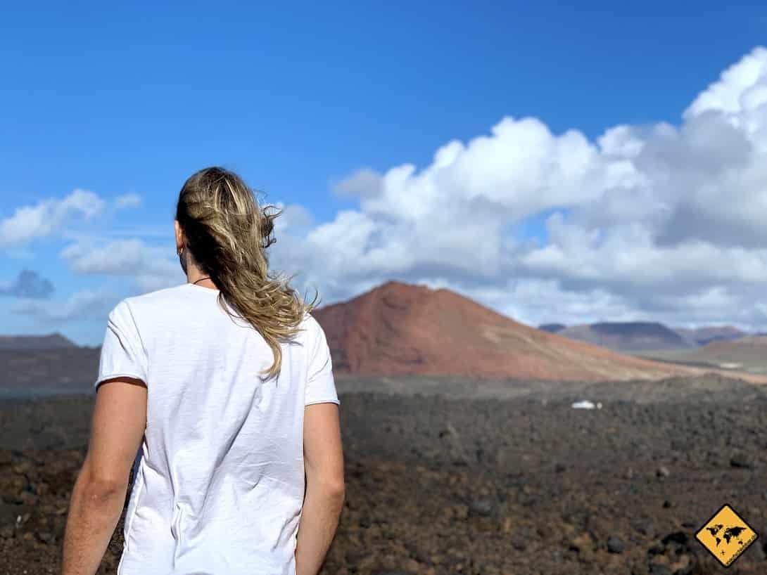 Ausflugsziele Lanzarote Los Hervideros Feuerberge