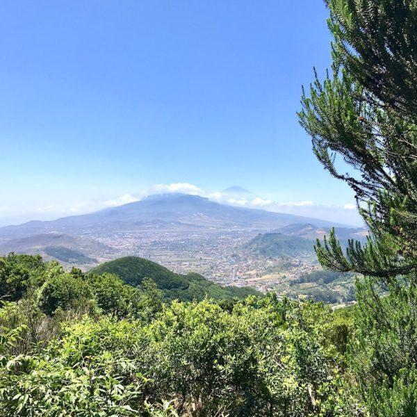 Aussicht Anaga Gebirge Sehenswertes auf Teneriffa