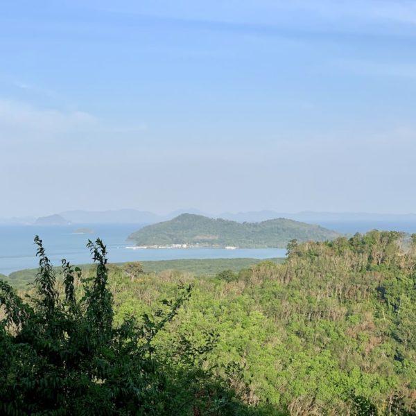 Aussicht Monkey Hill Phuket Town