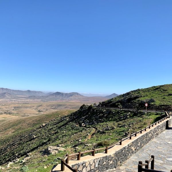 Aussichtsplattform Mirador de Guise y Ayose