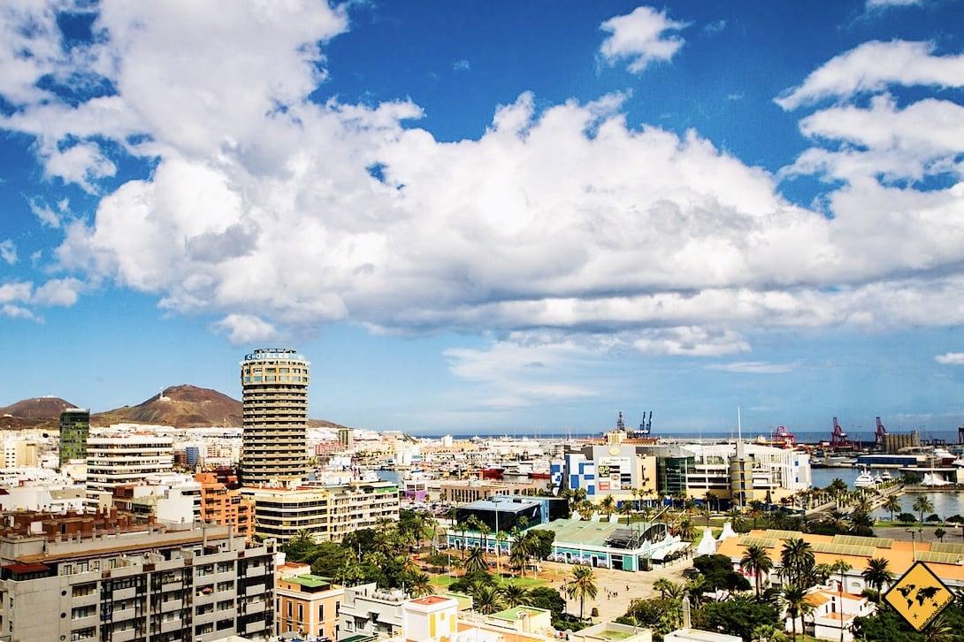 Aussichtspunkt Las Palmas de Gran Canaria