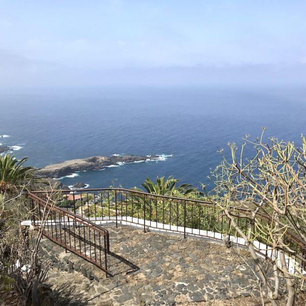 Aussichtspunkt Parque Los Lavaderos El Sauzal Teneriffa