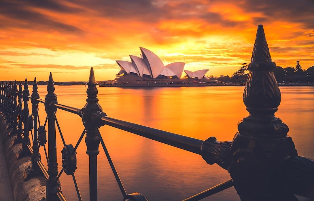 Australien Sydney Work and travel