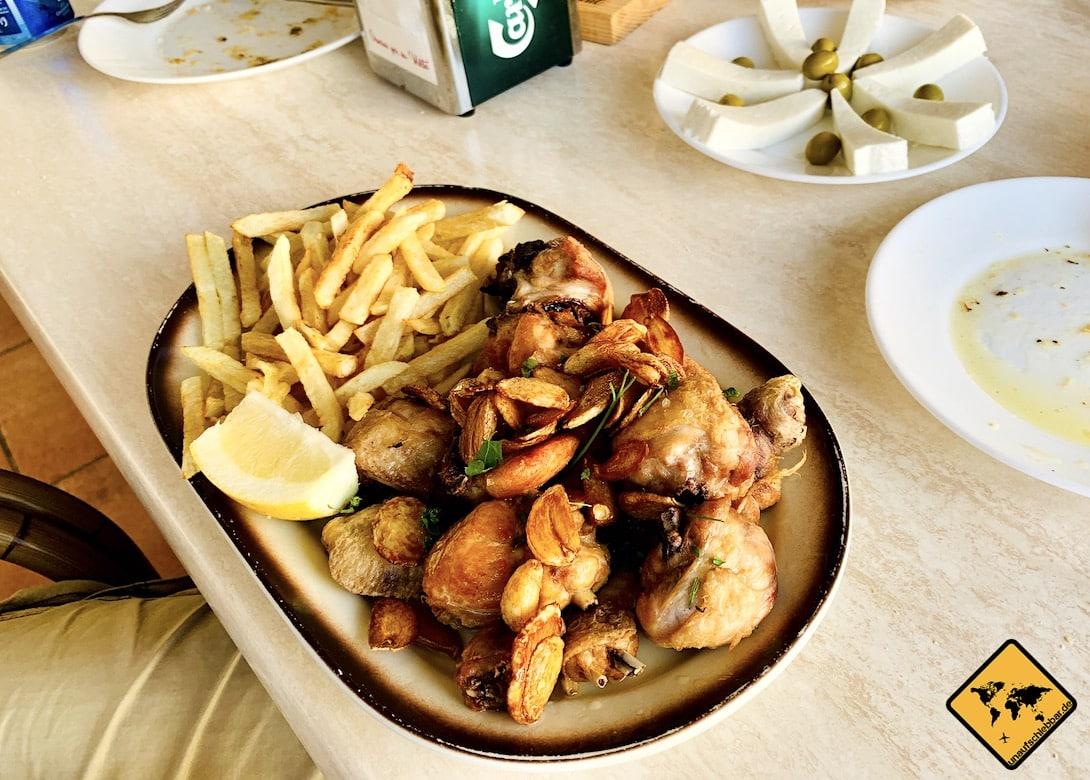 Auswandern nach Teneriffa Preise Essen