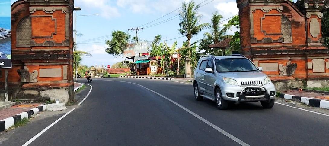 Auto mieten auf Bali Tipps