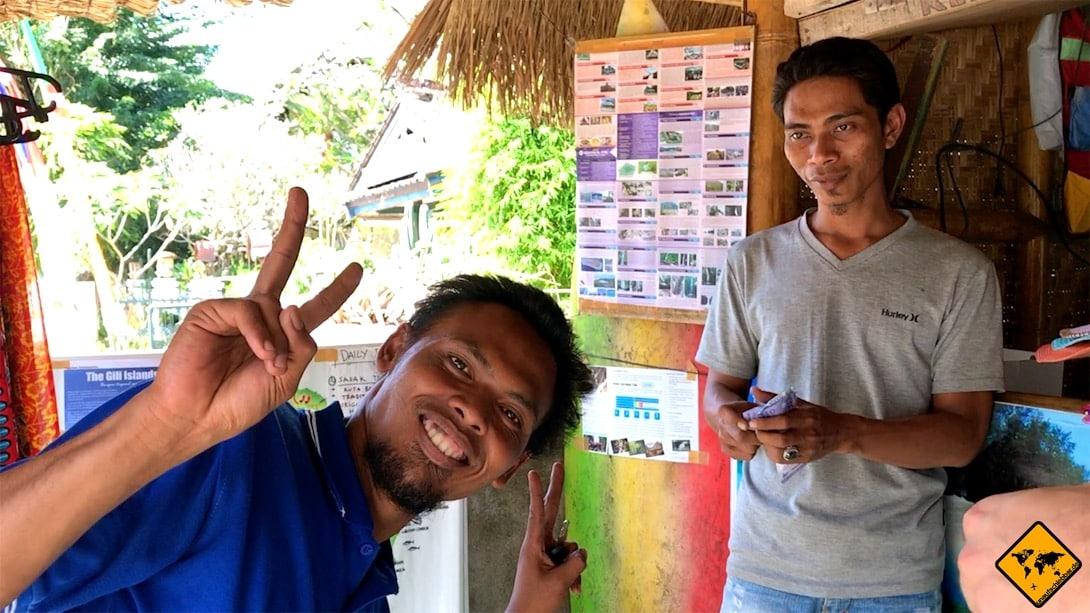 Mietwagen Bali: Bevor du fährst, solltest du dir die Kontaktdaten des Vermieters geben lassen