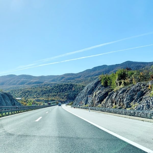 Autobahn Kroatien