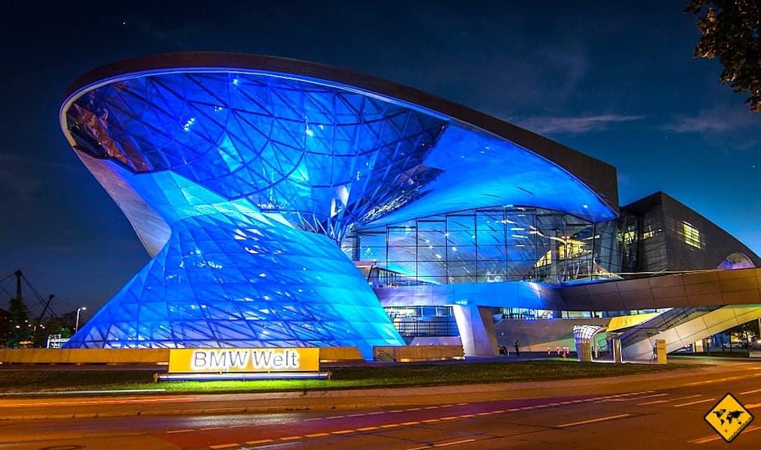 BMW Welt München Museum