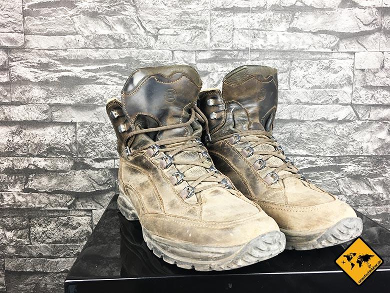 Backpacker Schuhe Männer Hanwag Herren Alta Bunion Gtx Trekking- und Wanderstiefel Paar