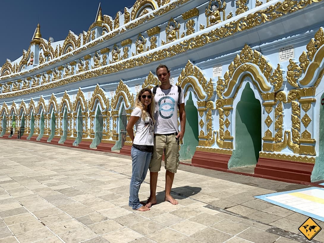 Backpacking in Myanmar Kleidung