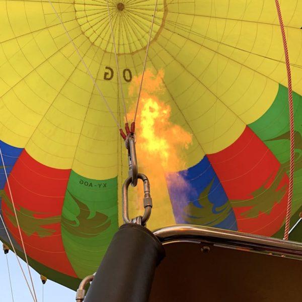 Bagan Ballon Heißuft