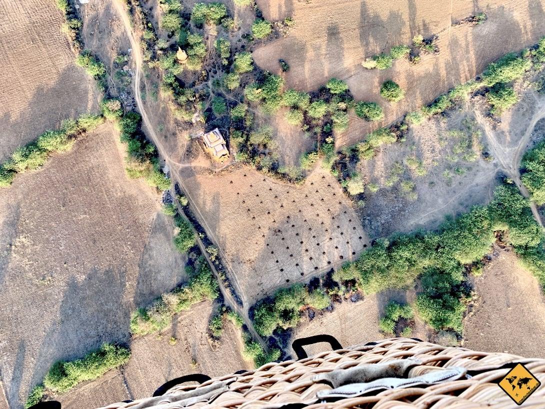 Bagan Ballon Höhenangst