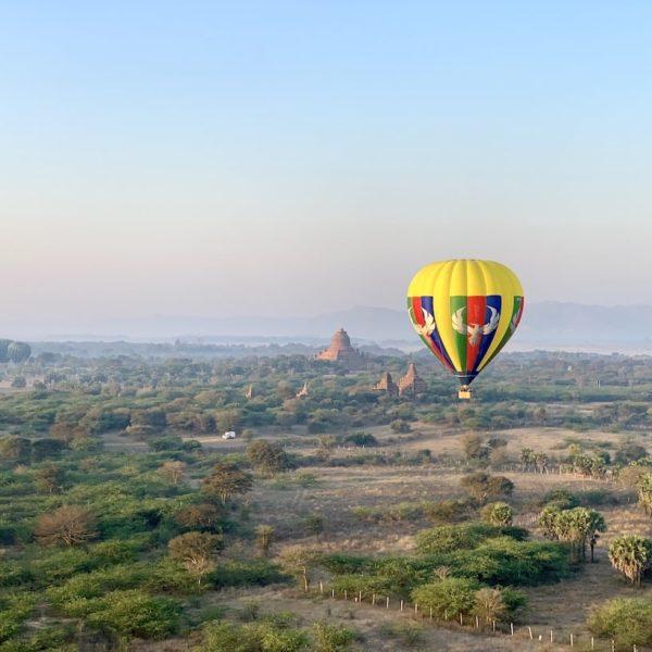 Bagan Ballons STT Ballooning Oriental Ballooing