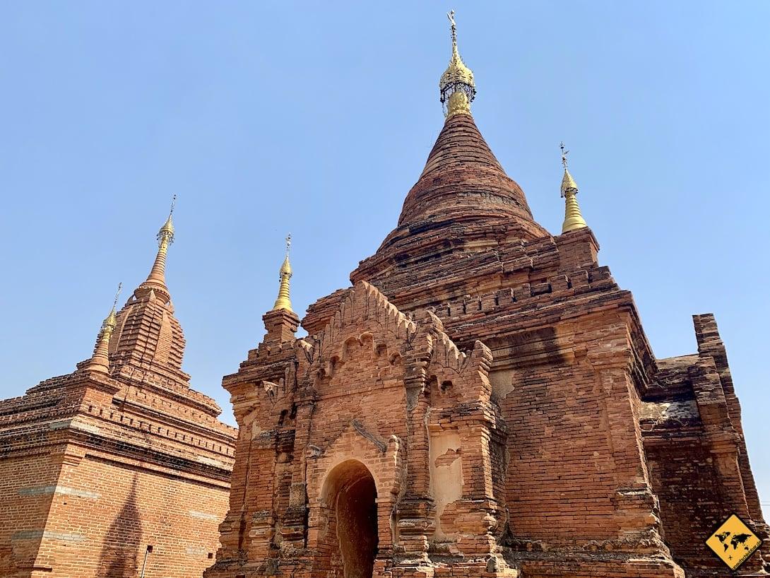 Bagan Iza Gawna Pagode