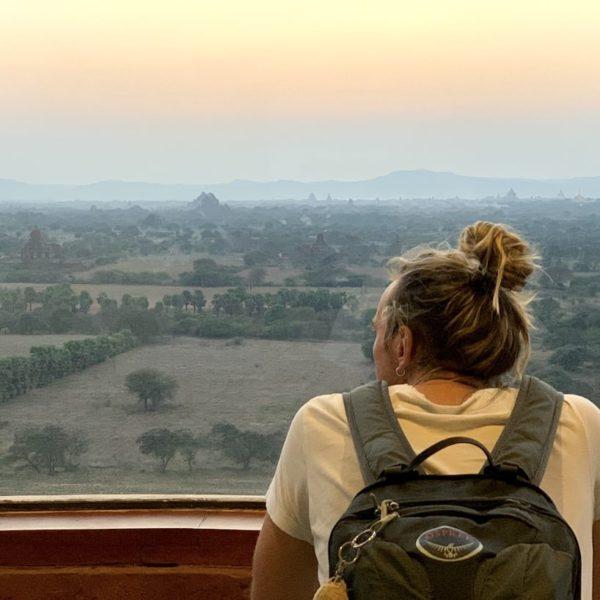 Bagan View Tower Innenbereich