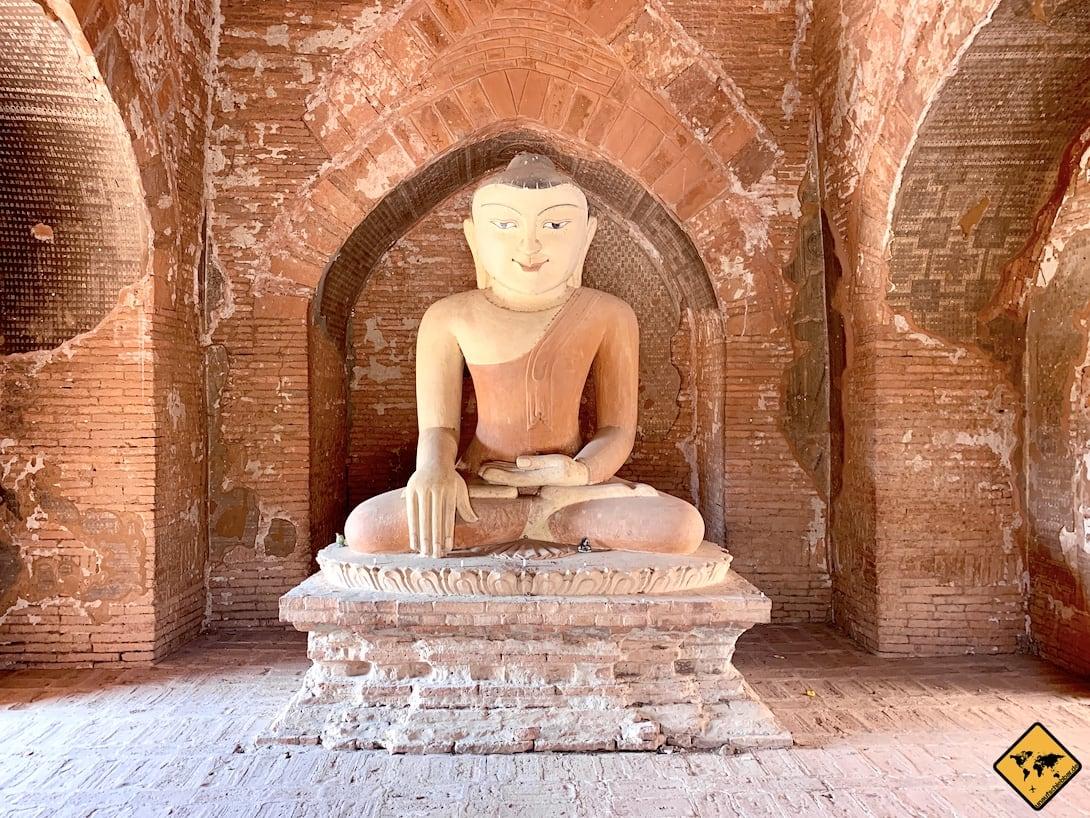 Bagan Winido Tempel Buddha