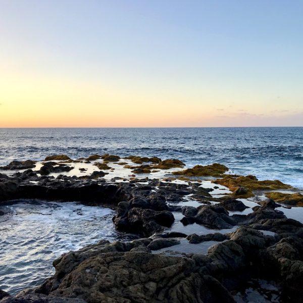 Bajamar Teneriffa Naturpool