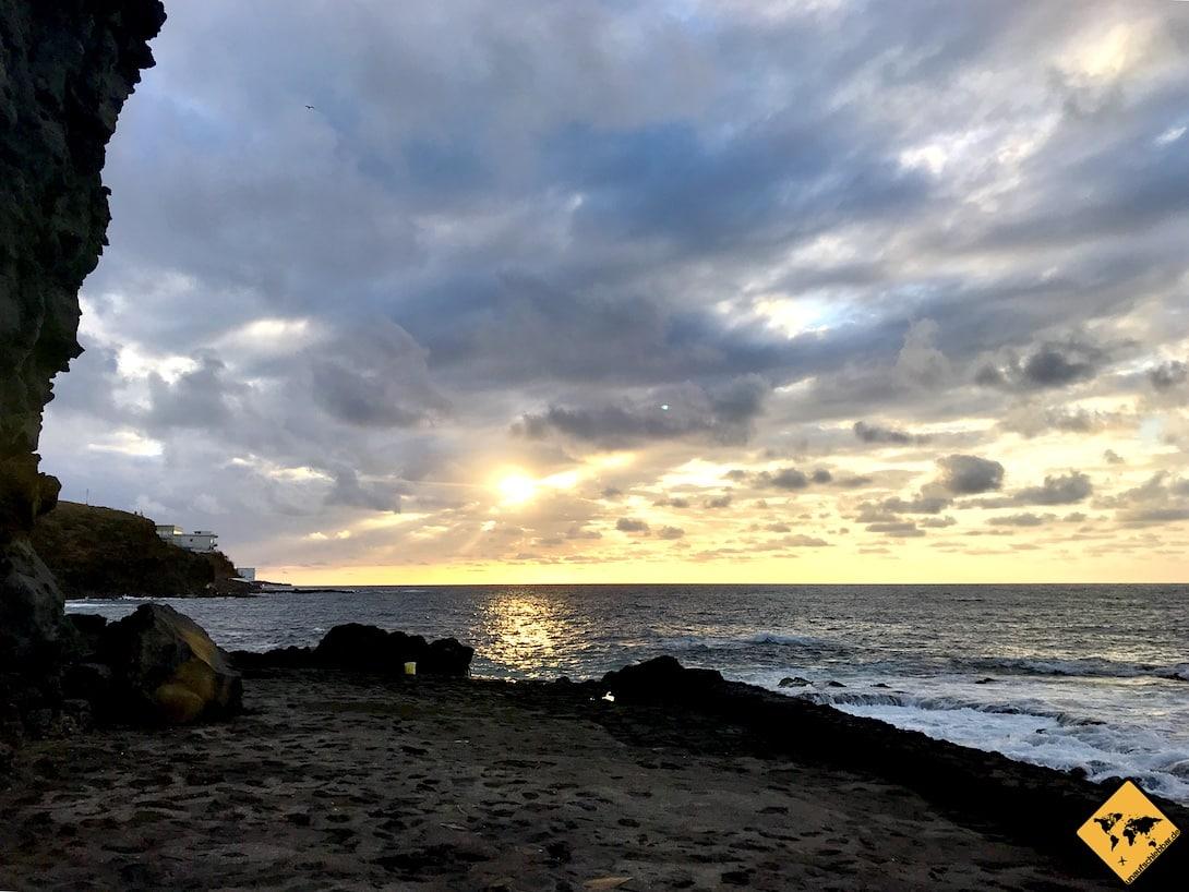Bajamar Teneriffa Wetter
