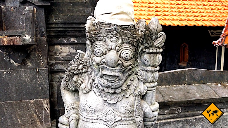 Bali Aktivitäten Tanah Lot Tempel