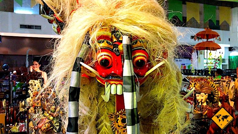 Bali Aktivitäten bei Regen shopping