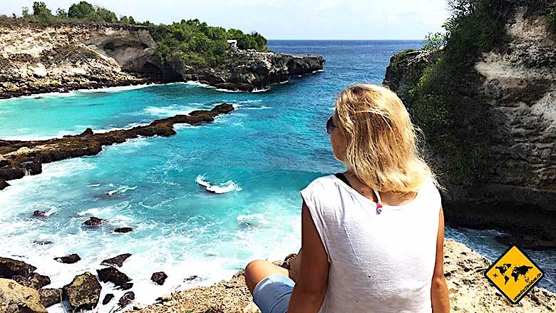 Bali Ausflüge Blue Lagoon Nusa Ceningan