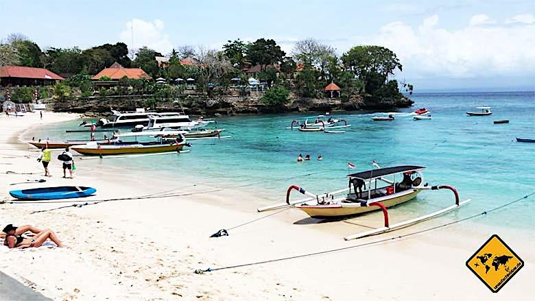 Bali Ausflüge Nusa Lembongan