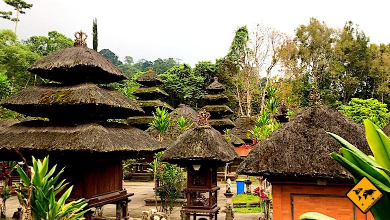 Bali Ausflüge Pura Luhur Batukaru