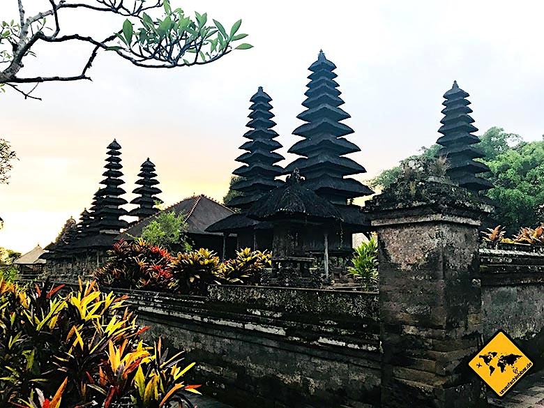 Bali Ausflüge Pura Taman Ayun