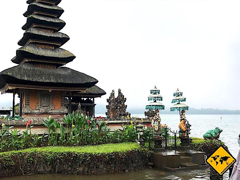 Bali Ausflüge Pura Ulun Danu Bratan