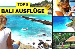 Bali Ausflüge Top 8 – die schönsten Bali Tagestouren
