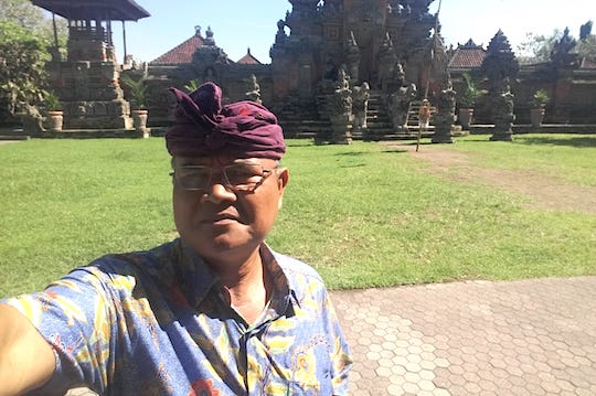 Nengah Sukada (Nicki): Deutschsprachiger Guide auf Bali
