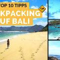 Bali Backpacking