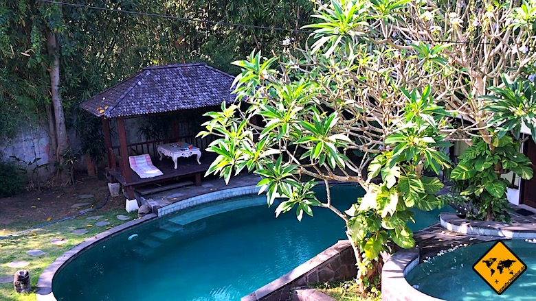 Bali Backpacking Hostels Homestays