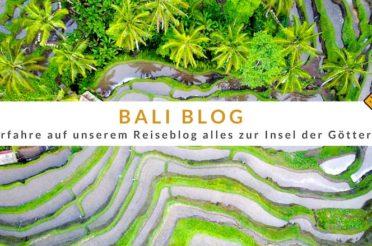 Bali Blog – Erfahre auf unserem Reiseblog alles zur Insel der Götter