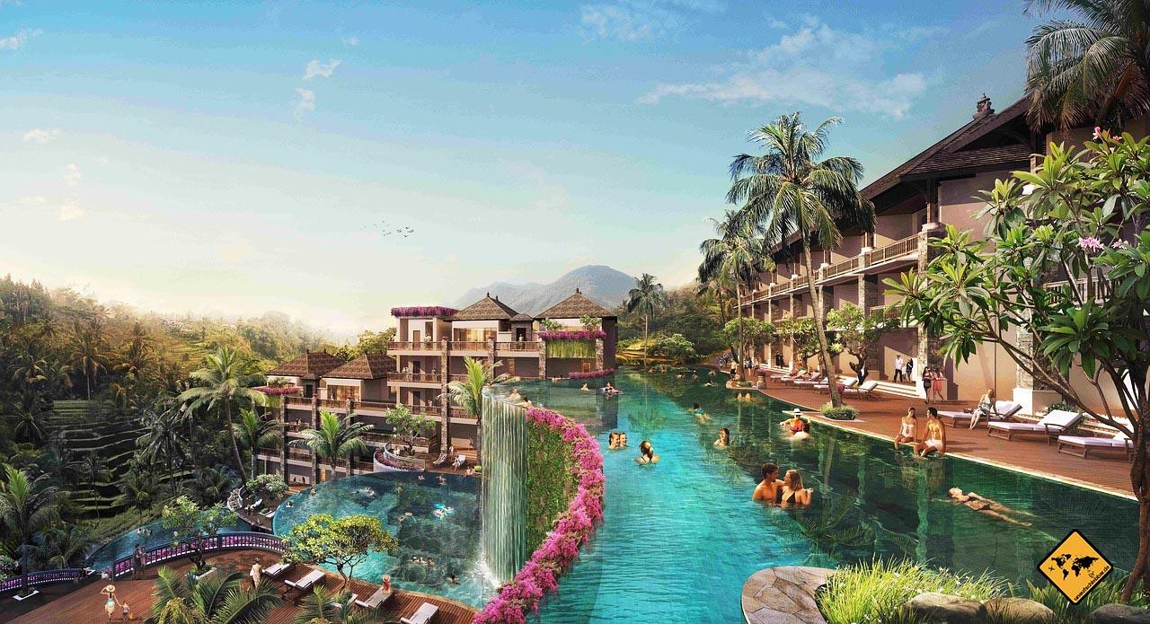 Bali Condo Mit Airbnb um die Welt Indonesien ohne Hypothek