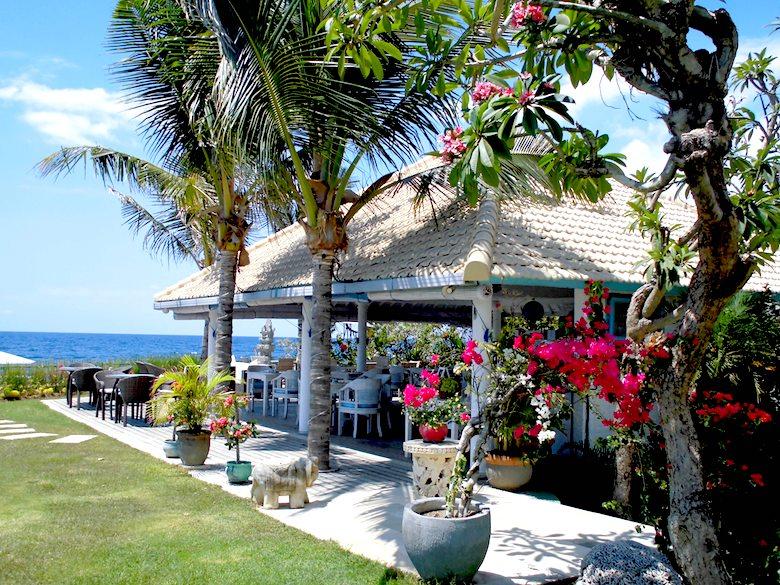 Bali Flitterwochen Restaurants